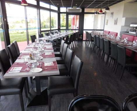 Salle restaurant du Grand Champ